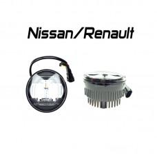 Светодиодные противотуманные фары  OPTIMA LED FOG LIGHT-098  Nissan/Renault