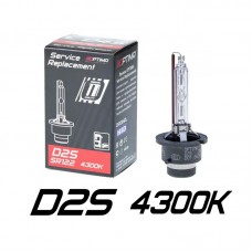 Штатные ксеноновые лампы Optima Premium D2S Original HID SR122 (Service Replacement)