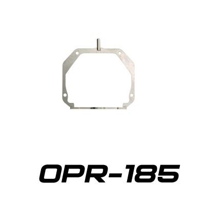 Переходные рамки на Lexus RX II AFS для Optima 5R/5R-TQ (Hella 3)