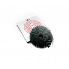 Герметик  для сборки фар Optima HARD (Черный)