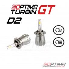 Светодиодные лампы Optima LED Turbine GT D2