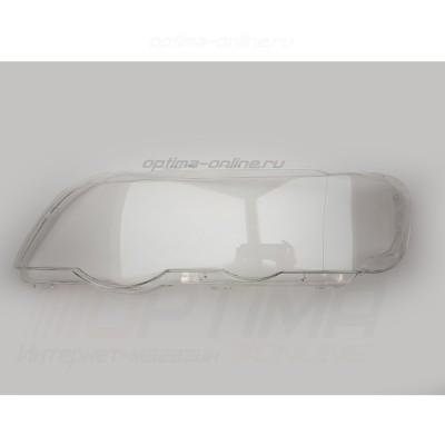 Стекла для автомобильных фар X5 E53 1999-2004