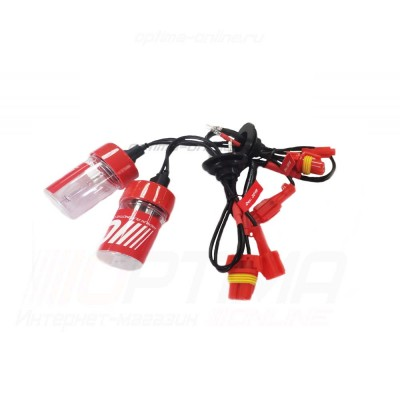 Ксеноновые лампы Optima Red Line H11