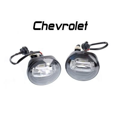 Светодиодные противотуманные фары  OPTIMA LED FOG LIGHT-966 Chevrolet