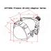 "Светодиодная линза Optima Premium Bi LED Lens Adaptive Series 2,8"" 5000K"