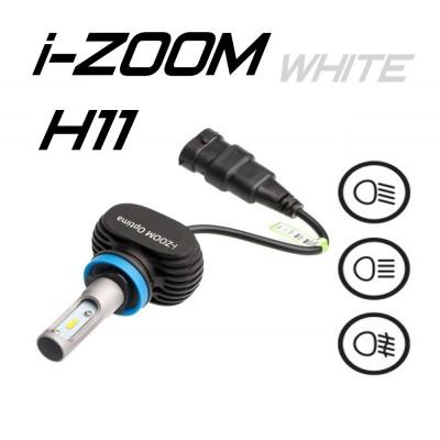 Светодиодные лампы Optima LED i-ZOOM H11 5100K