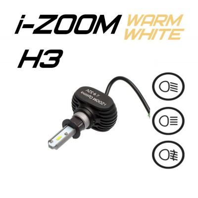 Светодиодные лампы Optima LED i-ZOOM H3 Warm White 4200K 9-32V