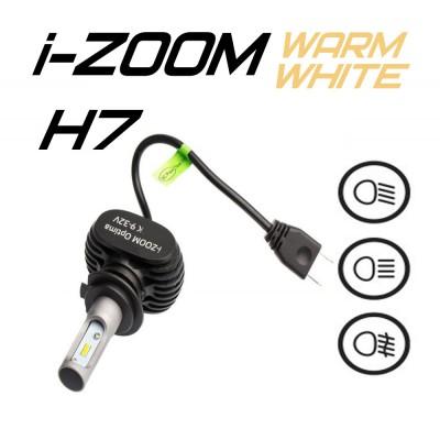 Светодиодные лампы Optima LED i-ZOOM H7 Warm White 4200K