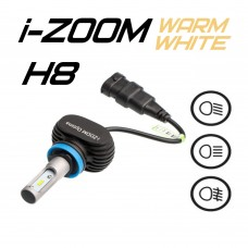 Светодиодные лампы Optima LED i-ZOOM H8 Warm White 4200K
