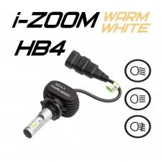 Светодиодные лампы Optima LED i-ZOOM HB4 Warm White 4200K 9-32V