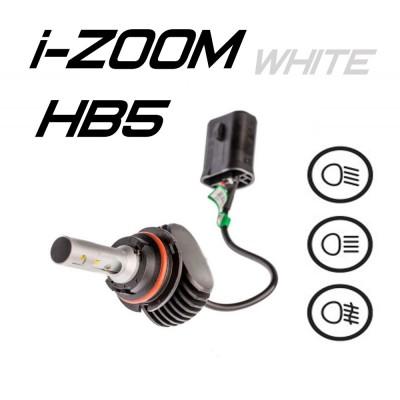 Светодиодные лампы Optima LED i-ZOOM HB5 5100K 9-32V (комплект 2шт.)