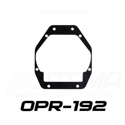 Переходные рамки на KIA Sportage 4 (2015–н.в.) для Optima Bi LED PS/IS/Optima 5R