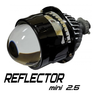 Светодиодная линза Optima Premium Bi-LED Lens Reflector Mini 2.5