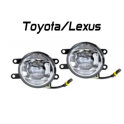 Светодиодные противотуманные фары  OPTIMA LED FOG LIGHT-803 Toyota/Lexus