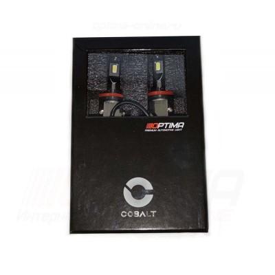 Светодиодные лампы Optima LED Premium Cobalt New ZES 5500K H11 12-24V