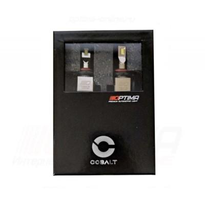 Светодиодные лампы Optima LED Premium Cobalt NEW ZES 5500K HB3 12-24V