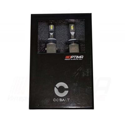 Светодиодные лампы Optima LED Premium Cobalt NEW ZES 5500K HB4 12-24V
