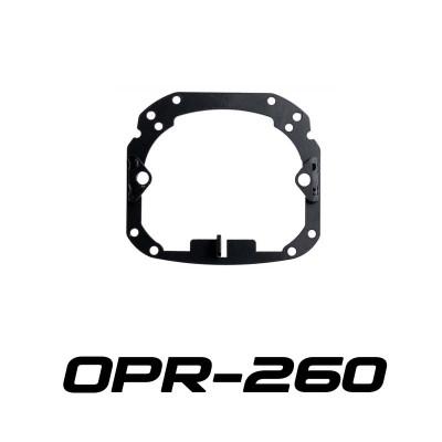 Переходные рамки OPR-260 на Hella 2 с выносом для Hella 3R/Optima 5R