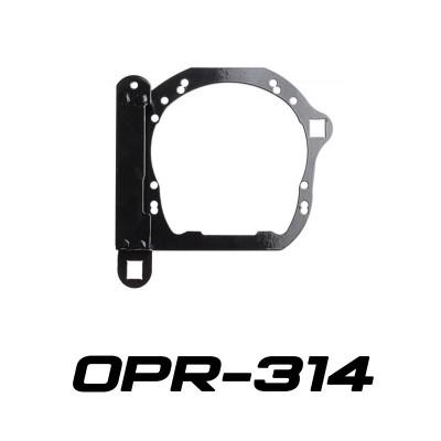 Переходные рамки OPR-314 на Hyundai Creta для Koito Q5 и Hella 3R