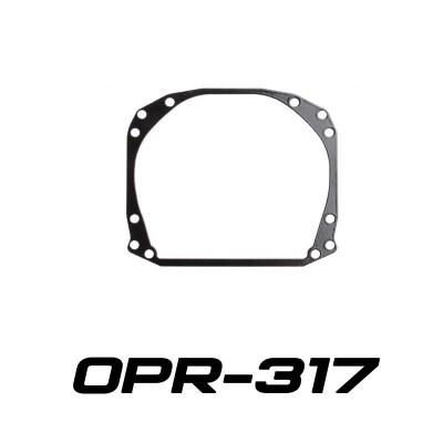 Переходные рамки OPR-317 на Jeep Compass для Hella 3R