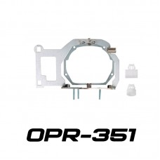 """Переходные рамки OPR-351 на BMW 7 для PS 3.0"""" / 5R/5R-TQ / Magnum 3.0"""""""