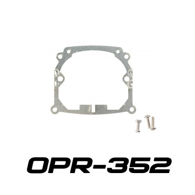 Переходные рамки OPR-352 для Hella 3R/Optima 5R вместо штатных линз Bosch AL 3