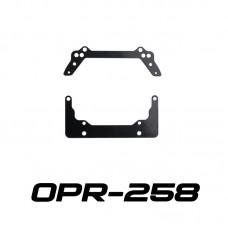 Переходные рамки OPR-258 на Koito BI LED для Hella 3R/Optima 5R