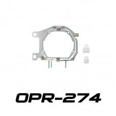 """Переходные рамки OPR-269  c  ZKW (AFS) на линзы PS 3.0"""" / 5R/5R-TQ / Magnum 3.0"""""""