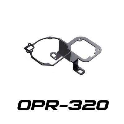 Переходные рамки OPR-320 на KIA CEED I для Hella 3R