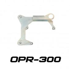 """Переходные рамки OPR-300 на Skoda Superb III для установки линз 3.0"""""""
