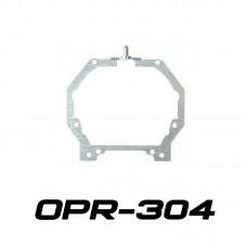 """Переходные рамки OPR-304 на Subaru Outback V для установки линз 3.0"""""""