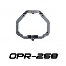 """Переходные рамки OPR-268 на Hella 4 Intemo (AFS) для установки линз 3.0"""""""