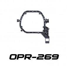 """Переходные рамки OPR-269 на Bosch AL 3.0 пластиковая база на PS 3.0"""" / 5R/5R-TQ / Magnum"""