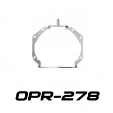 """Переходные рамки OPR-278 на Toyota LC Prado и Lexus RX  для установки линз 3.0"""""""