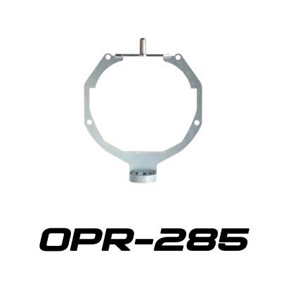 """Переходные рамки OPR-285 на Lexus ES для установки линз 3.0"""" вместо LED линзы"""