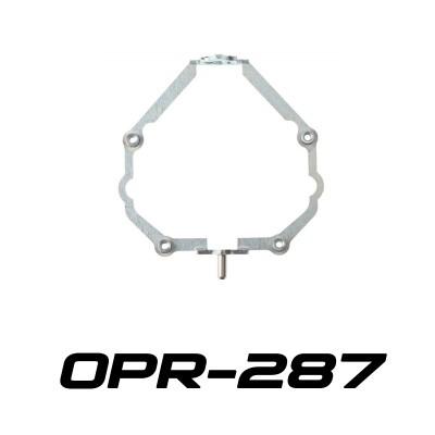 """Переходные рамки OPR-287 на Lexus GX460/IS/GS300  c AFS для установки линз 3.0"""""""