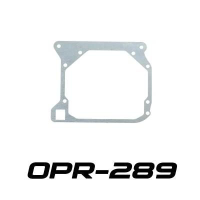 "Переходные рамки OPR-289 на Mazda 6 GG для установки линз 3.0"" c шарнирами"
