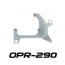 "Переходные рамки OPR-290 на Mazda CX-5 для установки линз 3.0"" вместо LED линзы"