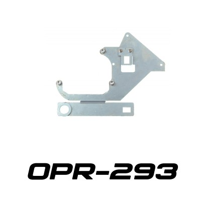 "Переходные рамки OPR-293 на Nissan Murano Z52 для установки линз 3.0"" вместо LED линзы"
