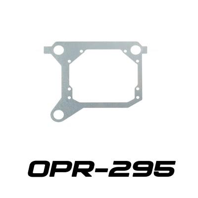 """Переходные рамки OPR-295 на Kia Sorento III для установки линз 3.0"""""""