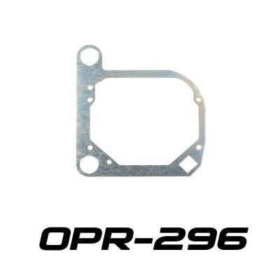 """Переходные рамки OPR-296 на Kia Sorento III (рест) для установки линз 3.0"""""""