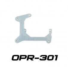 """Переходные рамки OPR-301 на Skoda Superb III для установки линз 3.0"""""""