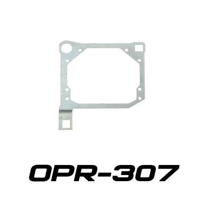 """Переходные рамки OPR-307 на Hyundai ix35 I для установки линз 3.0"""""""