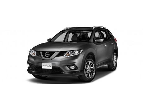 Nissan X-Trail Установка Bi Led Optima Adaptive