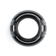 """Бленда Optima Z100 Black 3.0"""" для линзы 3.0 дюйма, круглая, без АГ"""